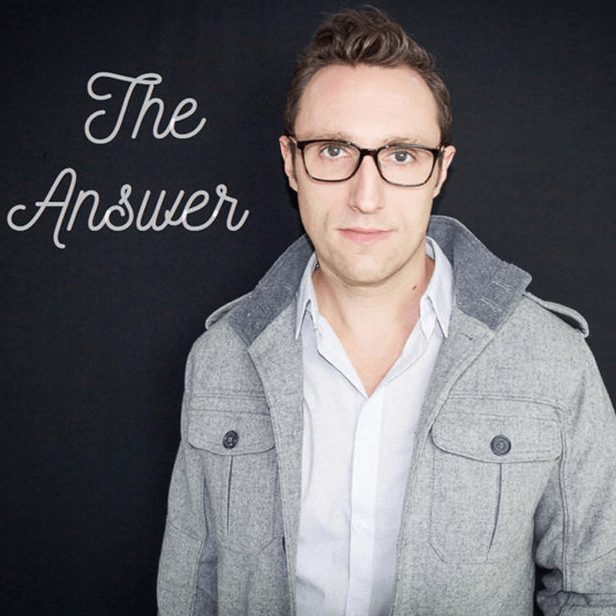 Daniel Nickels - The Answer